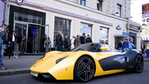 Marussia Moscow showroom grand opening, Marussia B1, 618, 10.09.2010