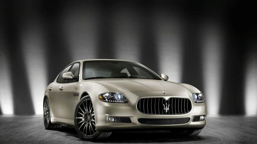 Maserati Quattroporte replacement headed for Frankfurt unveiling - report
