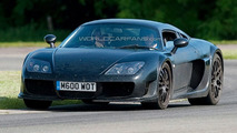 Noble M600 Prototype in Britain