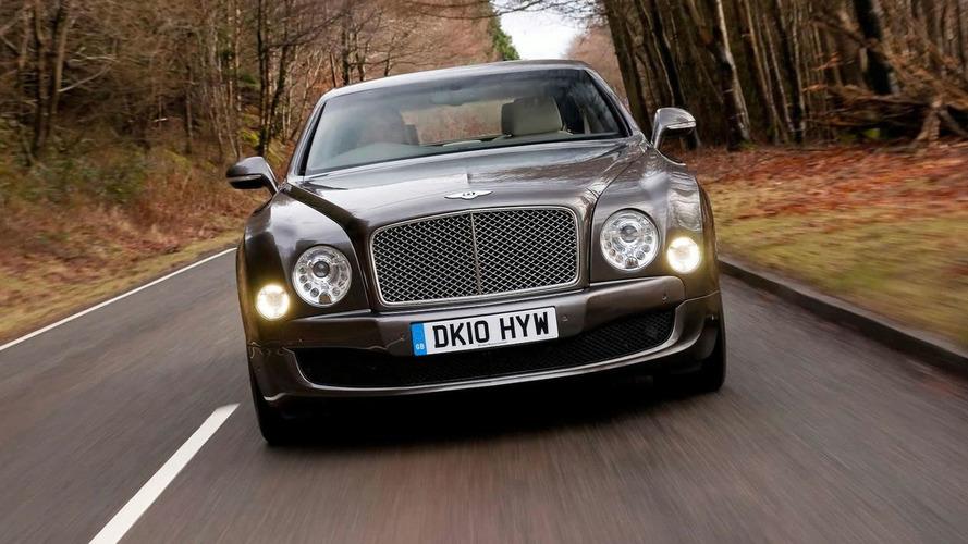 Bentley Turbo R coming in 2013 - report