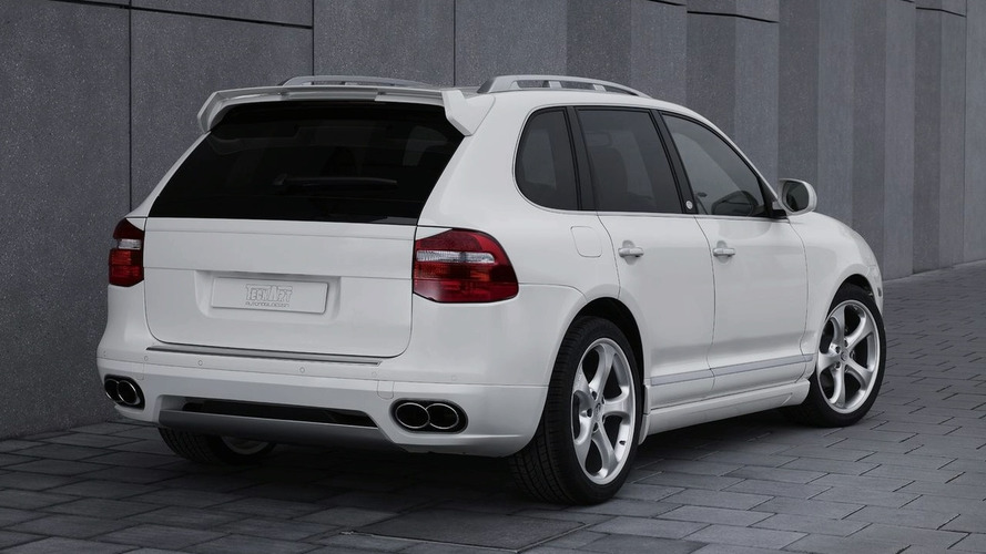 TechArt Cayenne Diesel Tuning Program Introduced