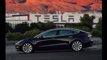 Tesla Model 3, la prima auto prodotta è stata regalata ad Elon Musk