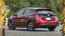 Test Nissan Leaf 2018