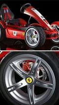 Ferrari FXX Inspired Pedal Car