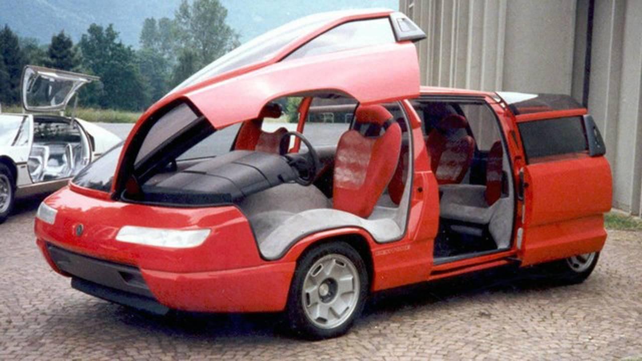 1988 Bertone Lamborghini Genesis concept
