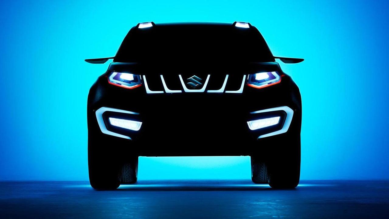 2013 Suzuki iV-4 concept 30.07.2013