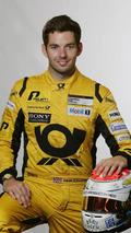 Porsche Mobil 1 Supercup and Porsche Carrera Cup Deutschland driver Sean Edwards 15.10.2013