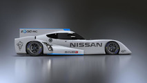 Updated Nissan ZEOD RC