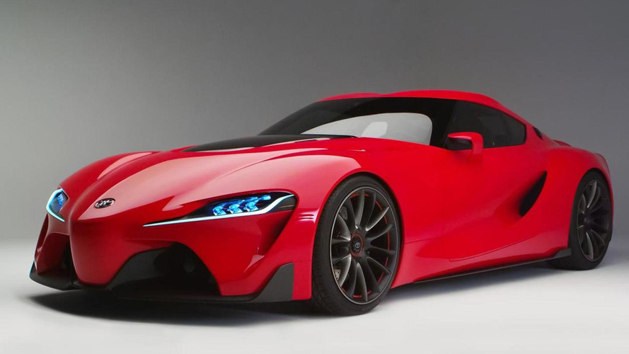 Toyota confirms hybrid turbo engine, for Supra?