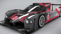 Honda Performance Development ARX-04b LMP2 coupe unveiled