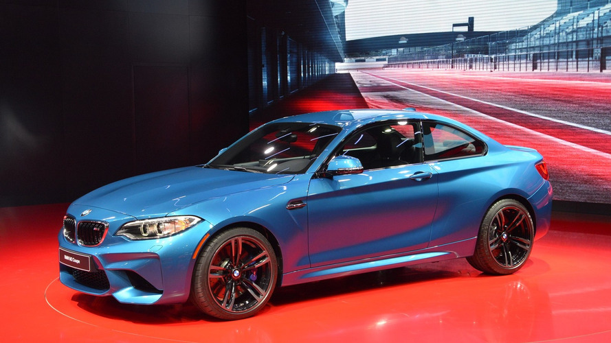BMW M2 races into Detroit with 365 hp [VIDEOS ADDED]