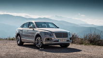 Bentley Bentayga Coupe rendered, could actually happen
