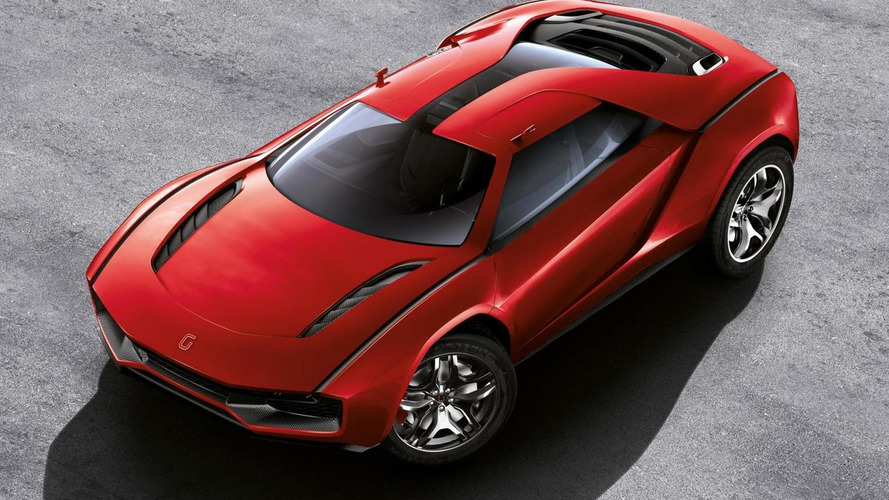 Lamborghini Huracan Safari In The Works With Off-Road Chops?
