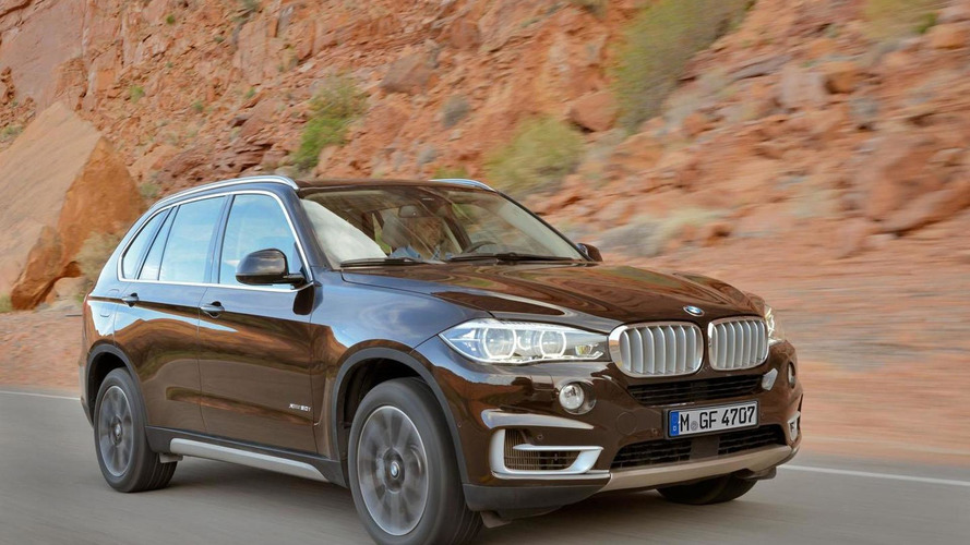2014 BMW X5 & 4-Series Coupe gain new engines