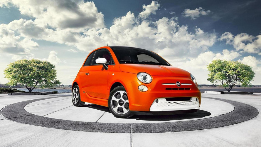 Marchionne contemplating adding EVs to Fiat, Maserati brands