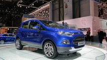 2013 Ford EcoSport at 2013 Geneva Motor Show
