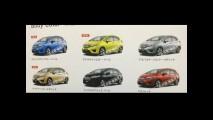 Segredo: será esse o novo Honda Fit?