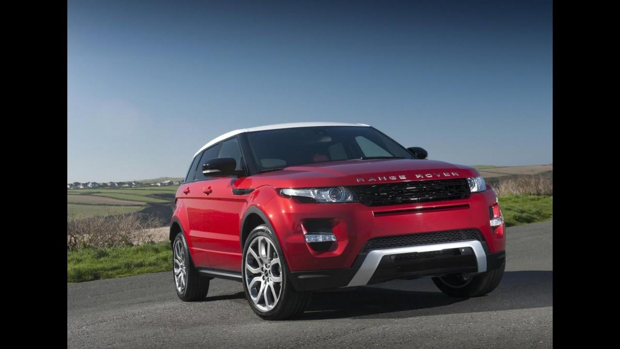 Land Rover quer outro integrante para linha Range Rover - Talvez um