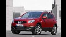 Futuro Nissan Qashqai deverá ser mais eficiente