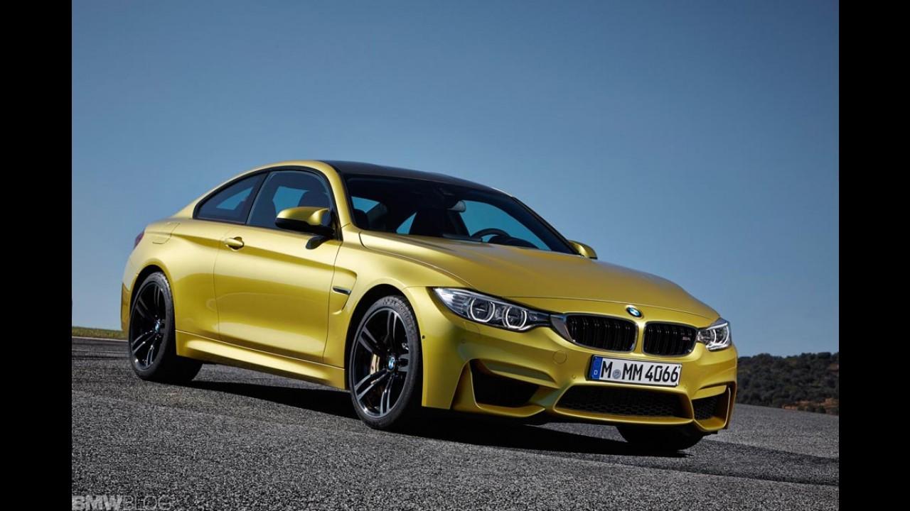 De volta ao básico: BMW considera motor quatro cilindros para os próximos M3 e M4