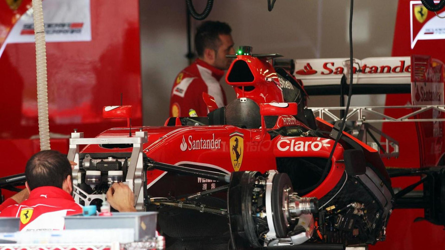 Ferrari not joining 'short nose' camp