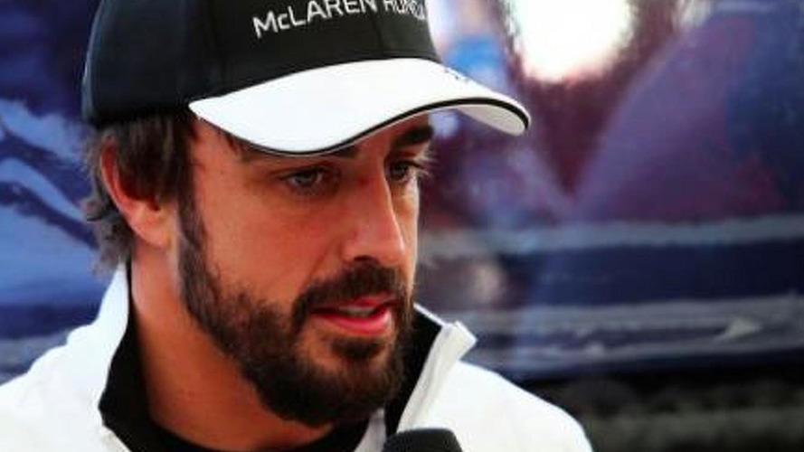Alonso travelling to Malaysia 'in coming hours' - report