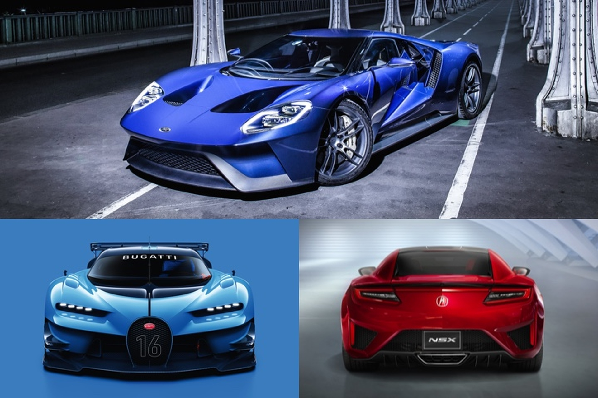 16 Sports Cars And Supercars To Look Forward In 2016