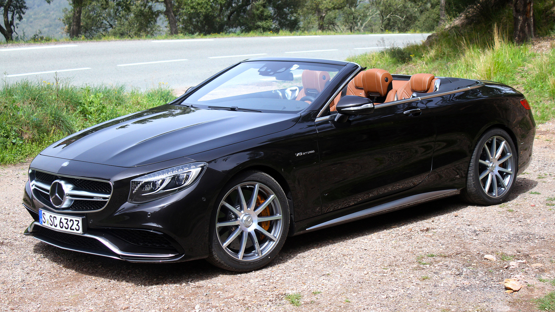 first drive 2017 mercedes amg s63 cabriolet. Black Bedroom Furniture Sets. Home Design Ideas