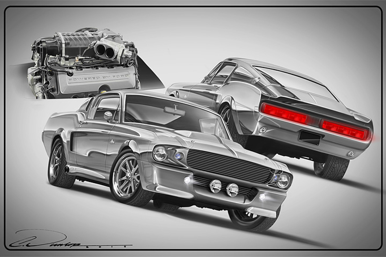 This '67 Ford Mustang is the Latest Imagine Dragons Hit
