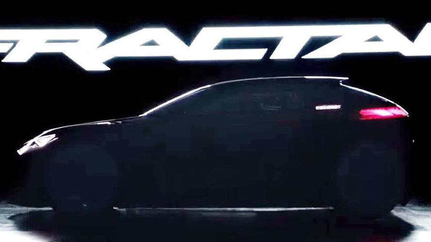 Latest Peugeot Fractal concept teasers reveal three-door hatchback shape [videos]