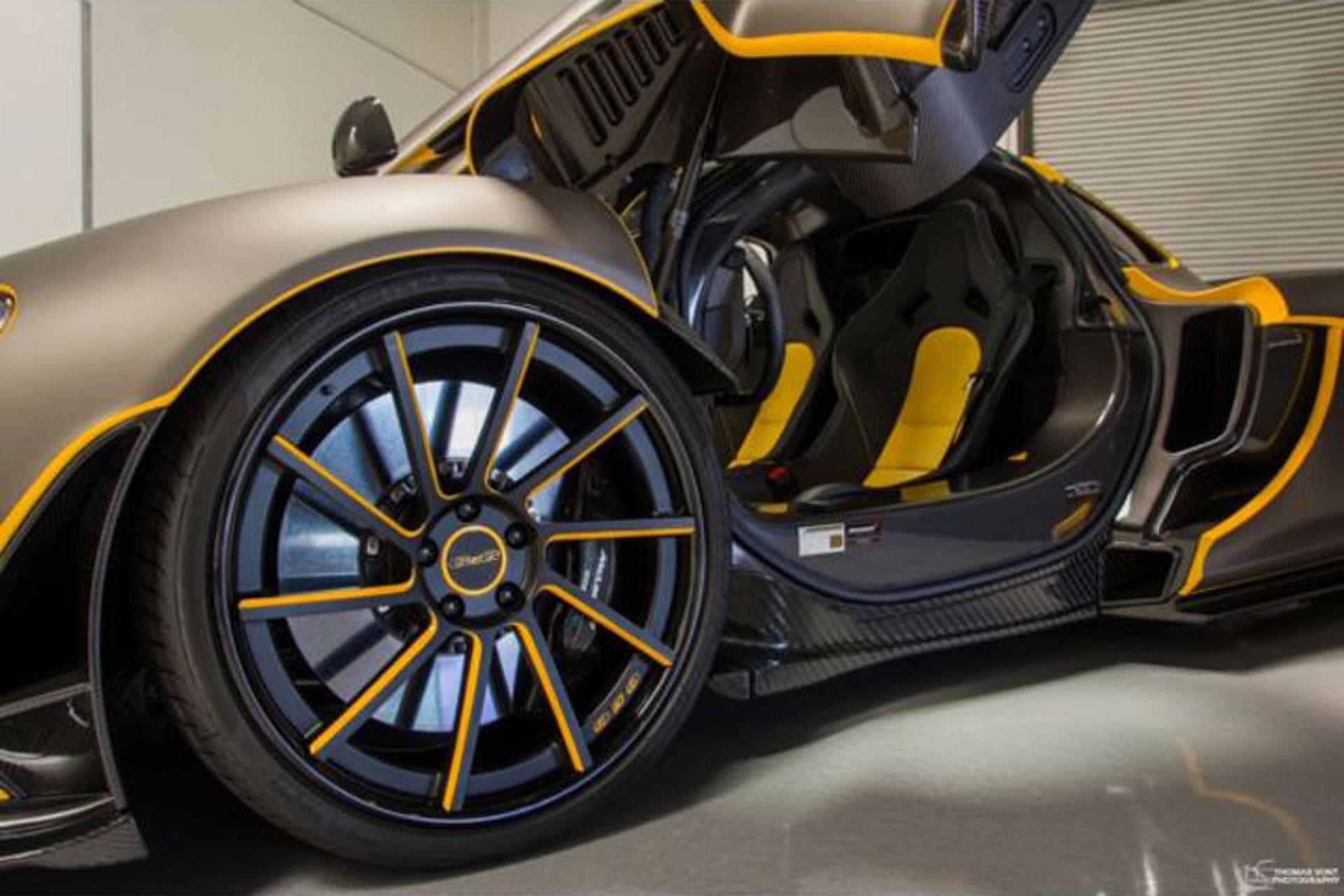 McLaren P1 Hypercar Shows Up on eBay, It's Not Cheap