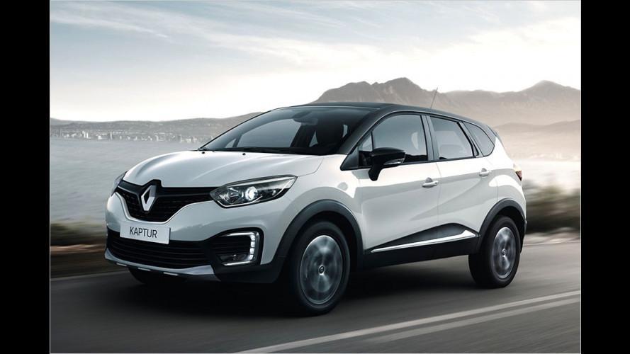 Renault Kaptur: Die K-Frage