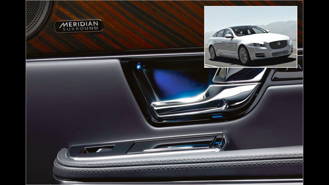 Jaguar: Meridian