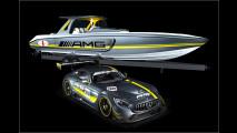 Inspiriert vom Mercedes-AMG GT3