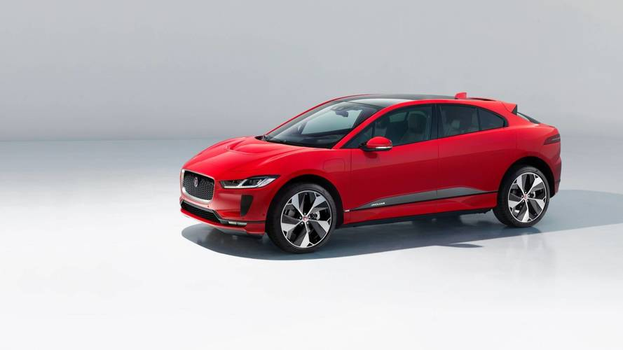 Jaguar I-Pace To Start At $70,495 Before Incentives In U.S.