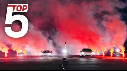 VIDÉO - Le Top 5 des Porsche qui accélèrent le plus fort !