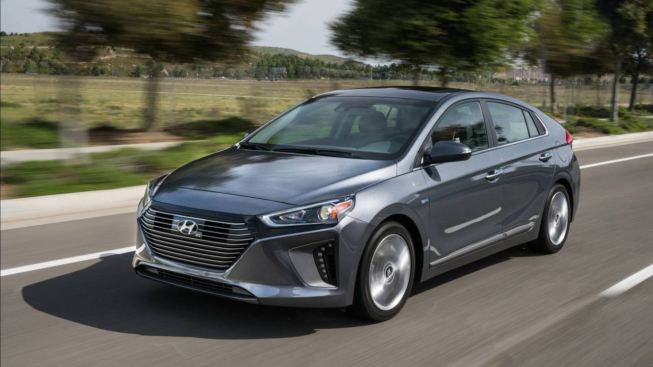 1. Hyundai Ioniq Hybrid