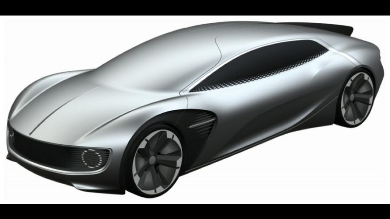 Le Volkswagen del futuro, i bozzetti 017