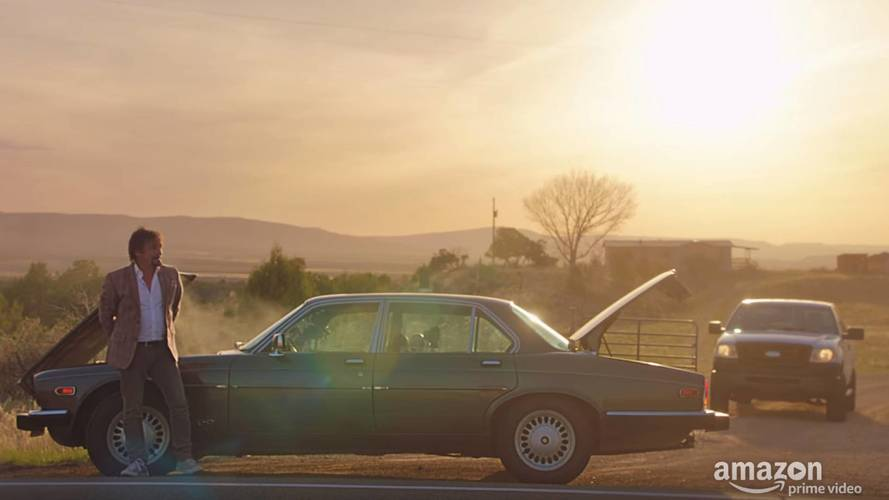 The Grand Tour Episode 6 Features Jags And Kiefer Sutherland