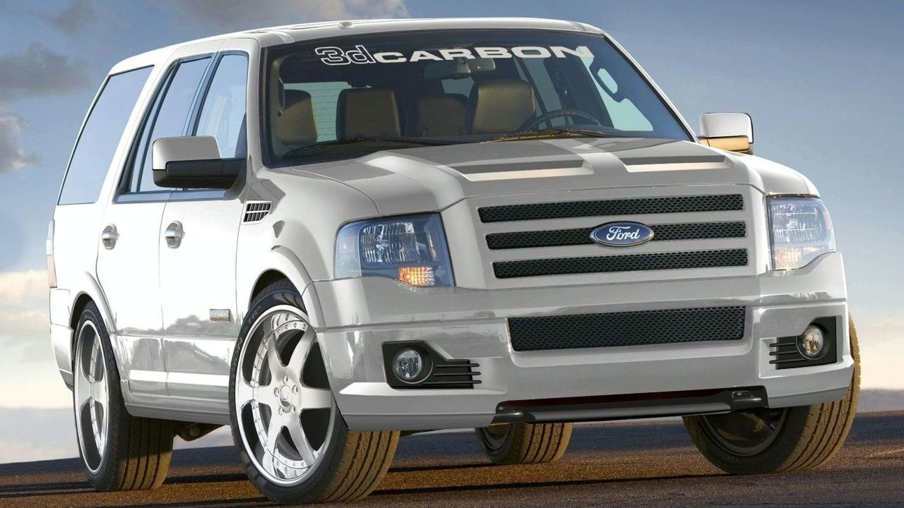 Article Editor: Ford Funkmaster Flex Special Edition Expedition by 3dCarbon