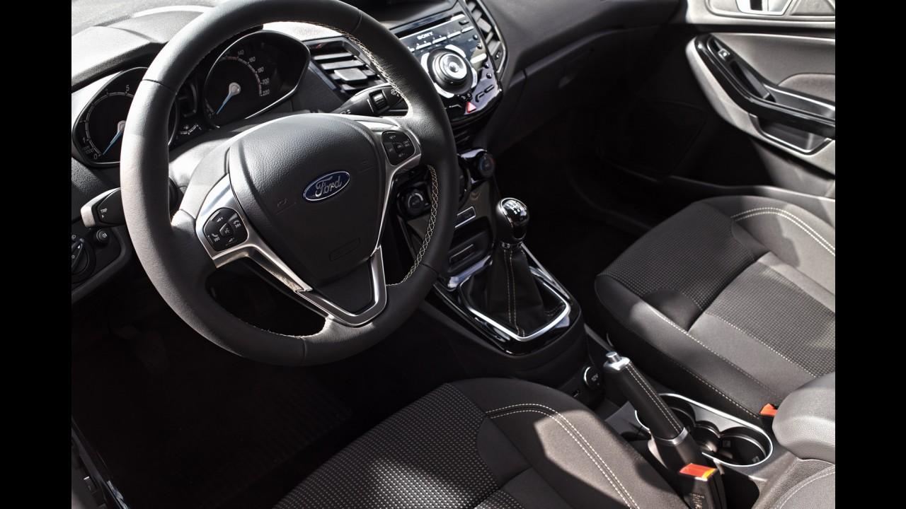 New Fiesta: motor 1.5 que faz 31 km/l e 1.0 EcoBoost de 140 cv na Europa