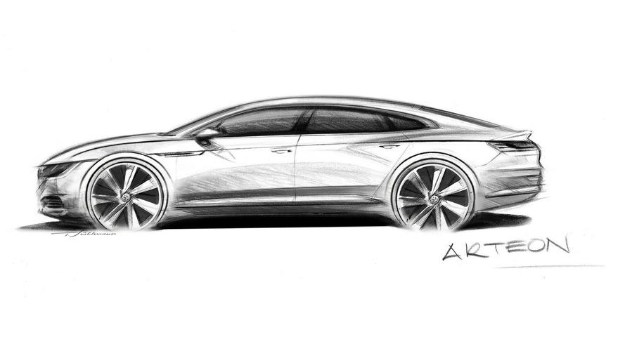 Volkswagen, bir Arteon wagon yapabilir
