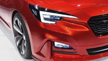Novo Subaru Impreza Sedan já exibe belo visual arrojado em conceito