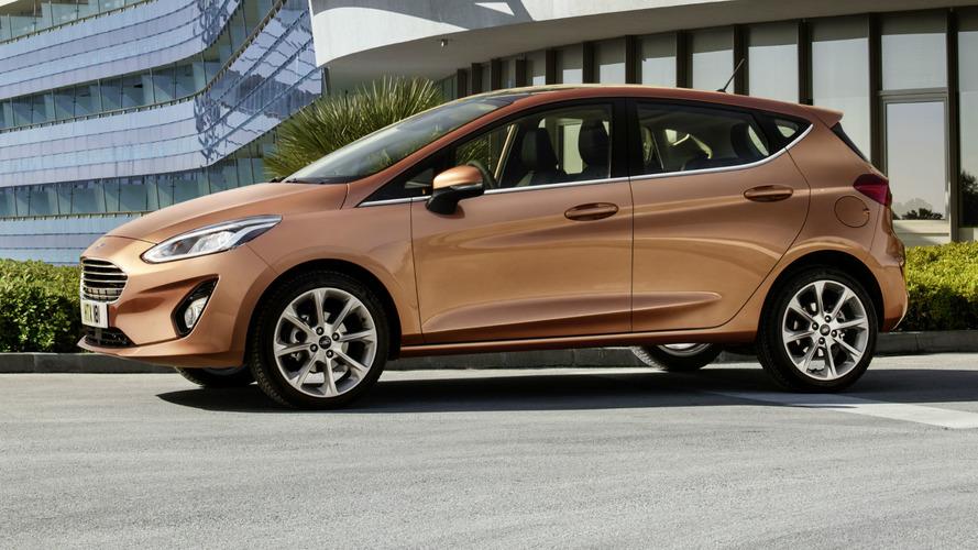 Ford Fiesta de sétima geração abandonará o Powershift