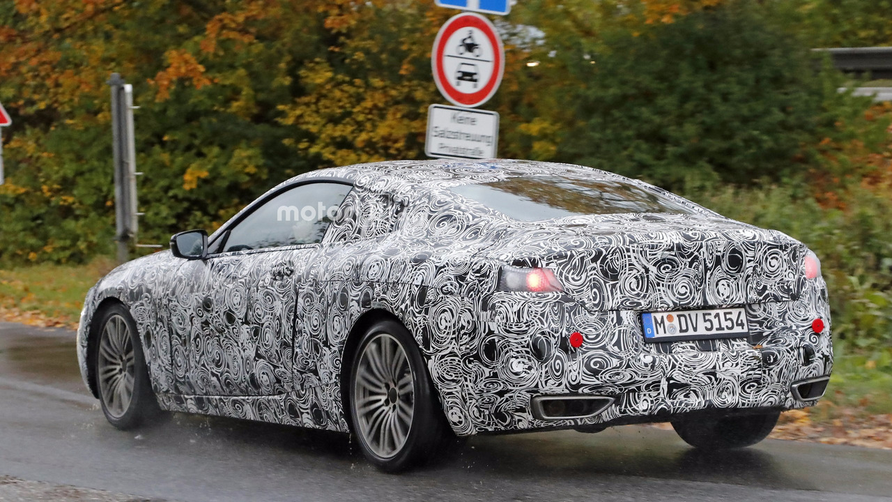 Pop Quiz Is This The Next Gen Bmw 6 Series Or 8 Series