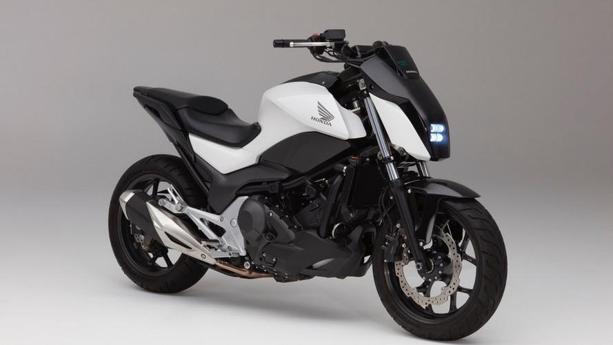 Honda - Découvrez la moto qui ne tombe pas