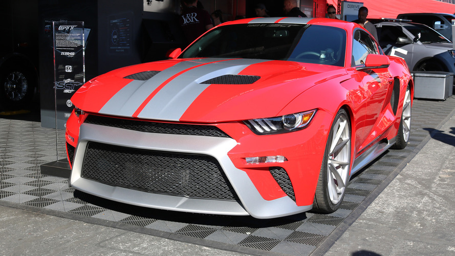 Can't get a Ford GT? Buy this $125K Mustang