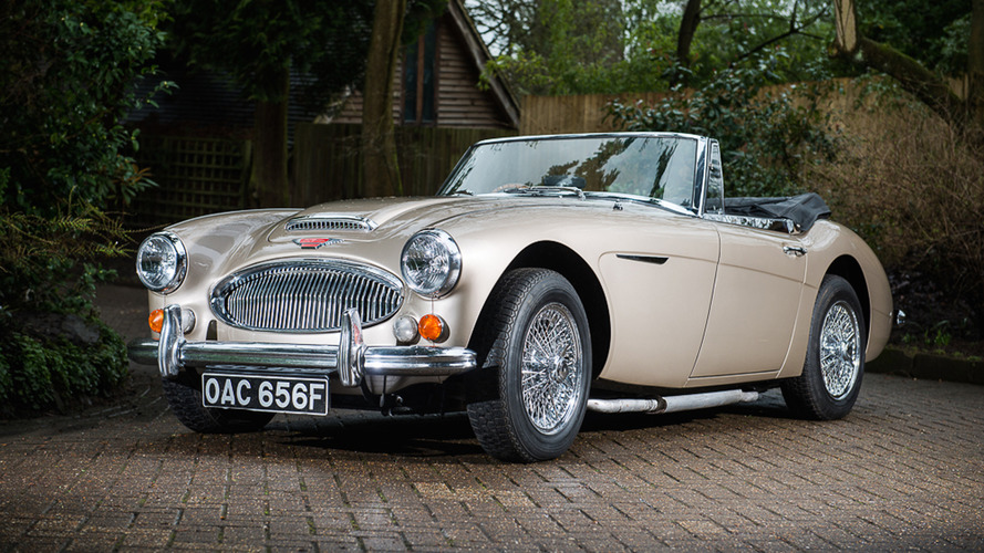 The very last Austin-Healey is up for auction next month
