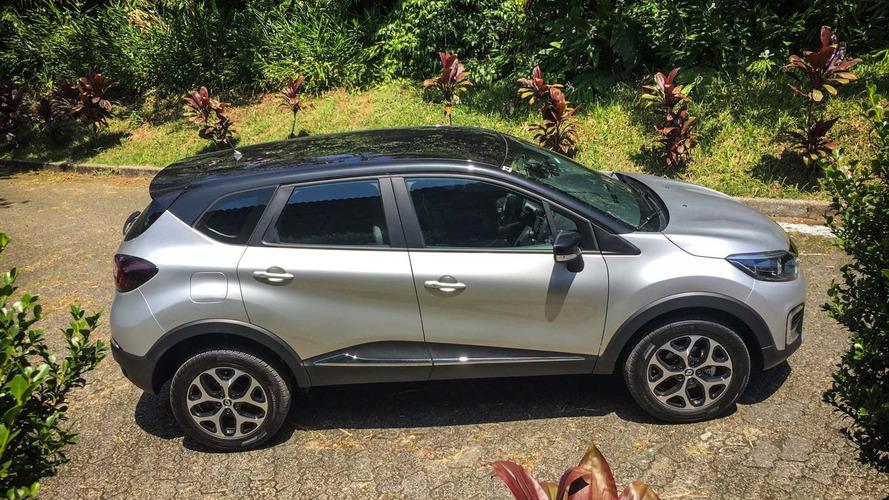Renault Captur avaliação BR