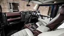 JE Motorworks Land Rover Defender